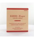 REGAXIDIL 20 MG/ML SOLUCION CUTANEA 240 ML (4 FRASCOS DE 60 ML)