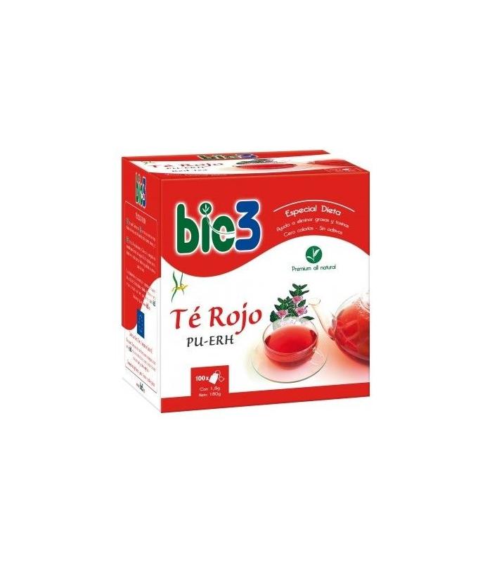 INFUSIONES - BIO3 TE ROJO ECOLOGICO 100 BOLSITAS -