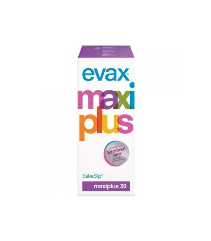 EVAX SALVASLIP MAXIPLUS 30 UNIDADES