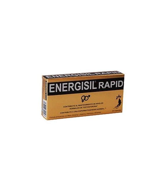 VIGORIZANTES - ENERGISIL RAPID 30 CAPSULAS -