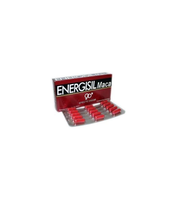 VIGORIZANTES - ENERGISIL MACA EFECTO VIGOR 30 CAPSULAS -