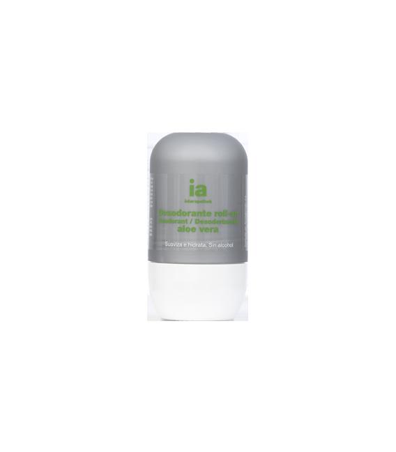 DESODORANTES - Interapothek Desodorante Roll On Aloe 75 ml -