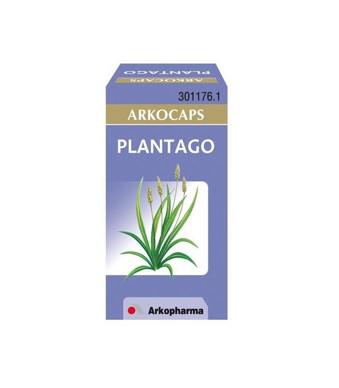 CUIDADO DIGESTIVO - Arkocapsulas Plantago 100 Cápsulas -