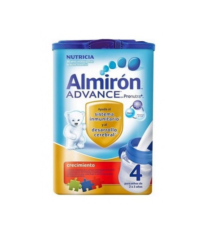 LECHES INFANTILES - Almirón Advance 4 800 gr -
