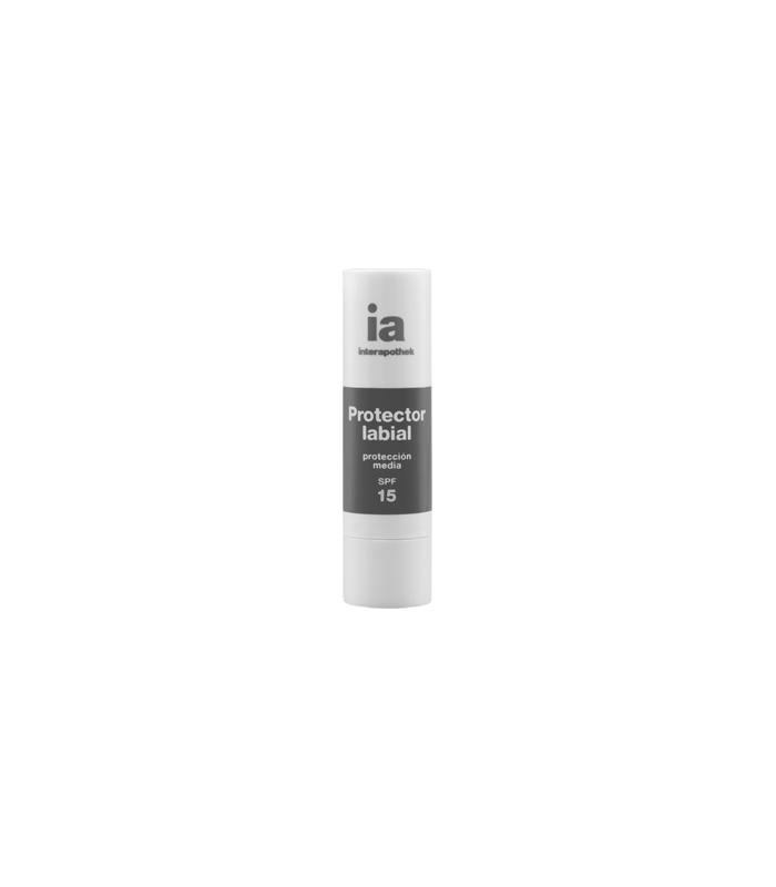 LABIOS - INTERAPOTHEK PROTECTOR LABIAL SPF 15 15 ML -
