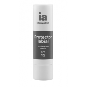 INTERAPOTHEK PROTECTOR LABIAL SPF 15 15 ML
