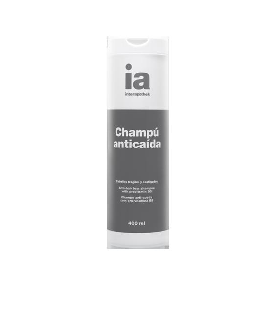 ANTICAÍDA - INTERAPOTHEK CHAMPU REVITALIZANTE ANTICAIDA 400 ML -