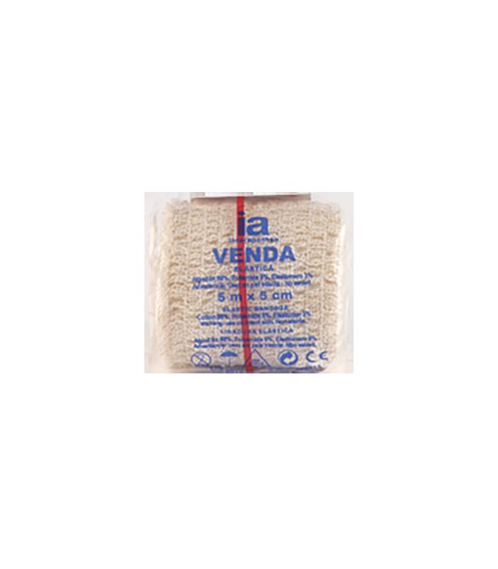 BOTIQUÍN - INTERAPOTHEK VENDA ELASTICA 5x5 -