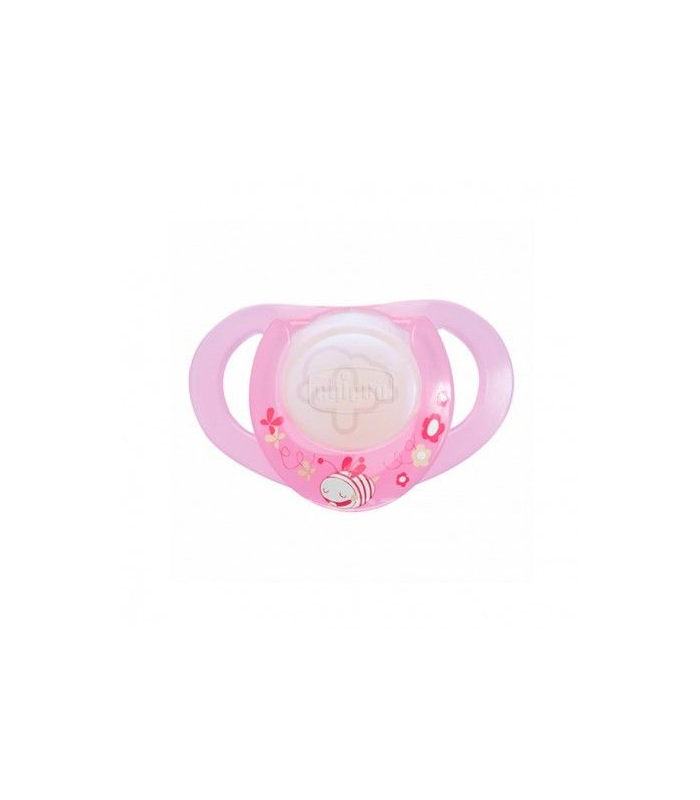 CHUPETE CHICCO PHYSIO ROSA OM+ 1UD