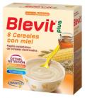 PAPILLAS - BLEVIT PLUS 8 CEREALES MIEL 300 GR -