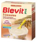 PAPILLAS - BLEVIT PLUS 5 CEREALES BIFIDUS 600 GR -