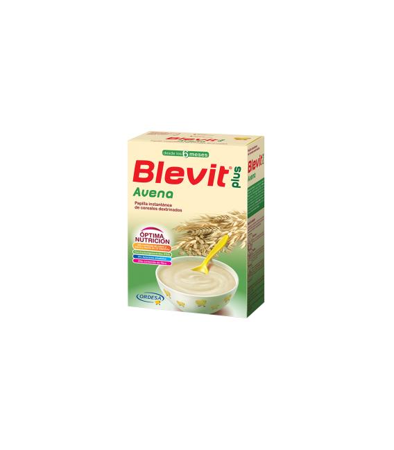 PAPILLAS - Blevit Plus Avena 300 Gramos -