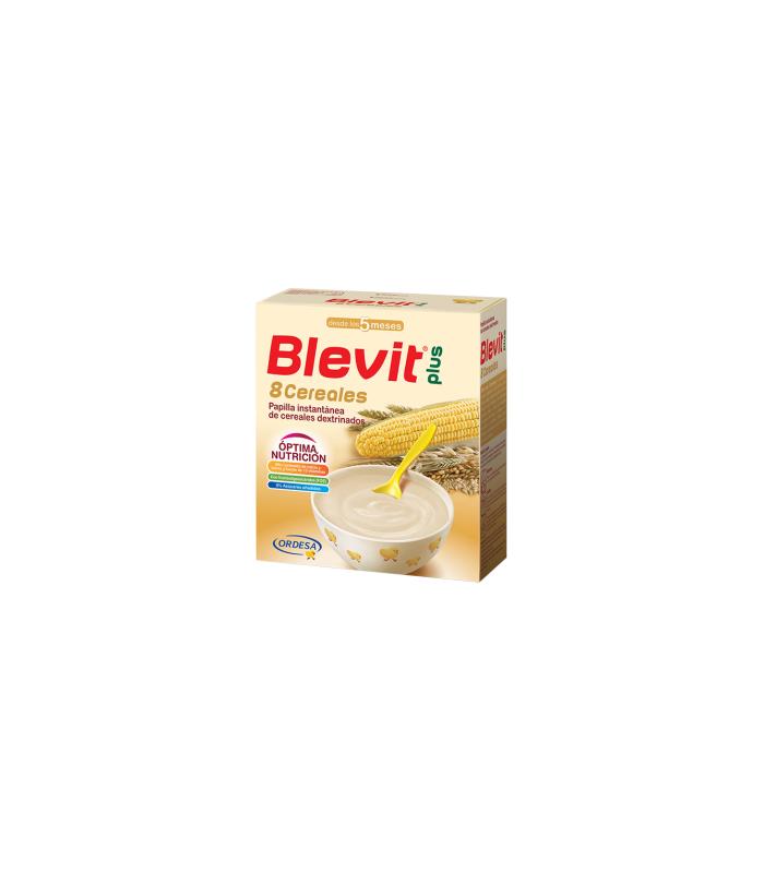 PAPILLAS - Blevit Plus 8 Cereales 600 Gramos -