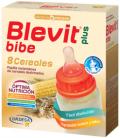PAPILLAS - BLEVIT PLUS BIBE 8 CEREALES 600 GR -