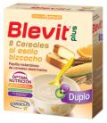 Blevit Plus Duplo 8 Cereales Estilo Bizcocho Con Naranja 600 Gramos