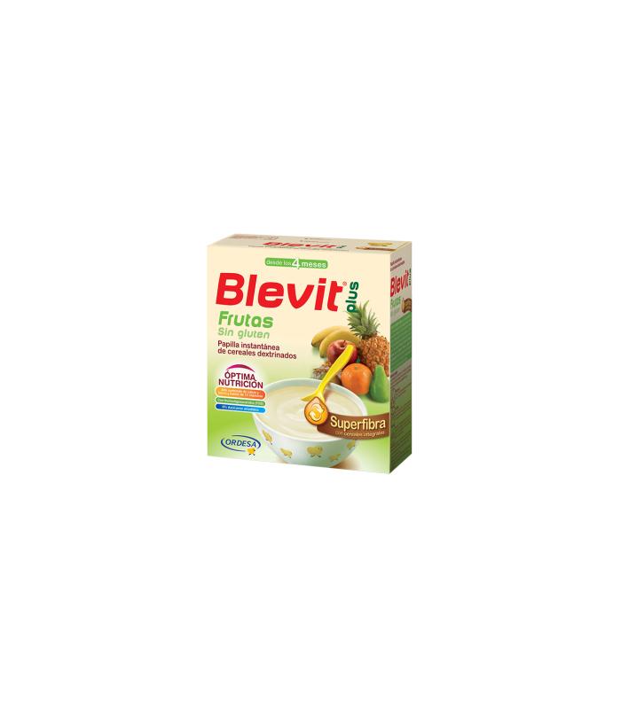 PAPILLAS - BLEVIT PLUS SUPERFIBRA FRUTAS 600 GR -