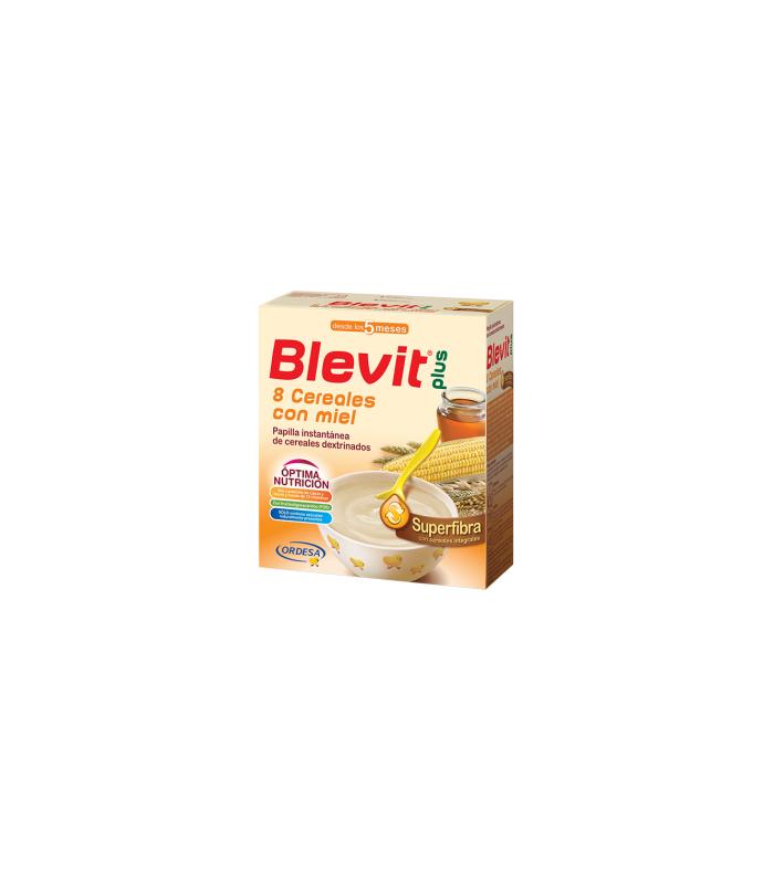 Blevit Plus Superfibra 8 Cereales Con Miel