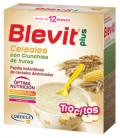 Blevit Plus Cereales Con Crunchies De Frutas 600 Gramos