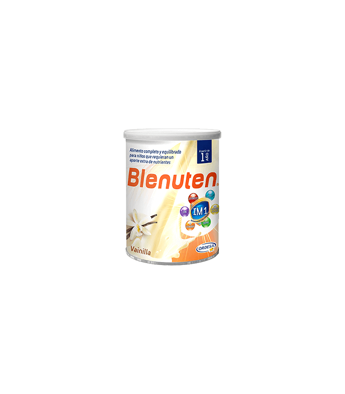 INFANTIL - BLENUTEN VAINILLA 400 G -