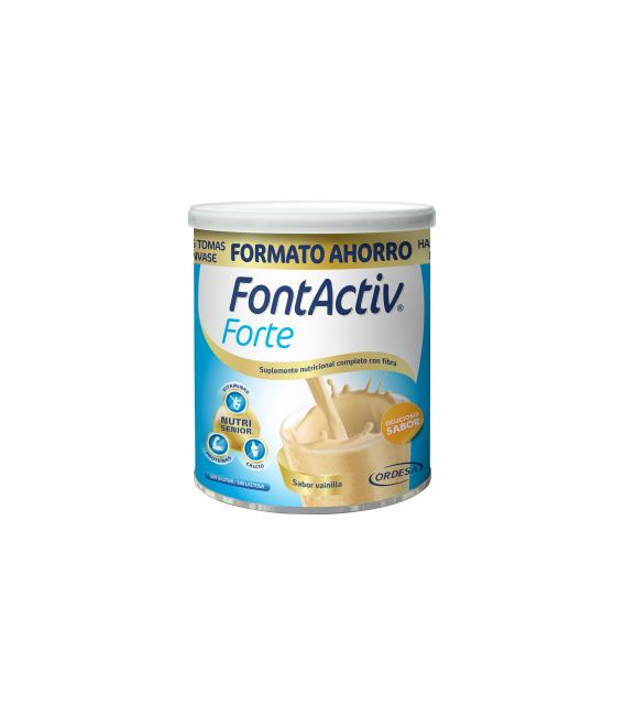 Inicio - FONTACTIV FORTE VAINILLA 800 Gr -