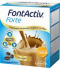 COMPLEMENTOS ALIMENTICIOS - FONTACTIV FORTE CAFE 30 GR 14 SOBRES -