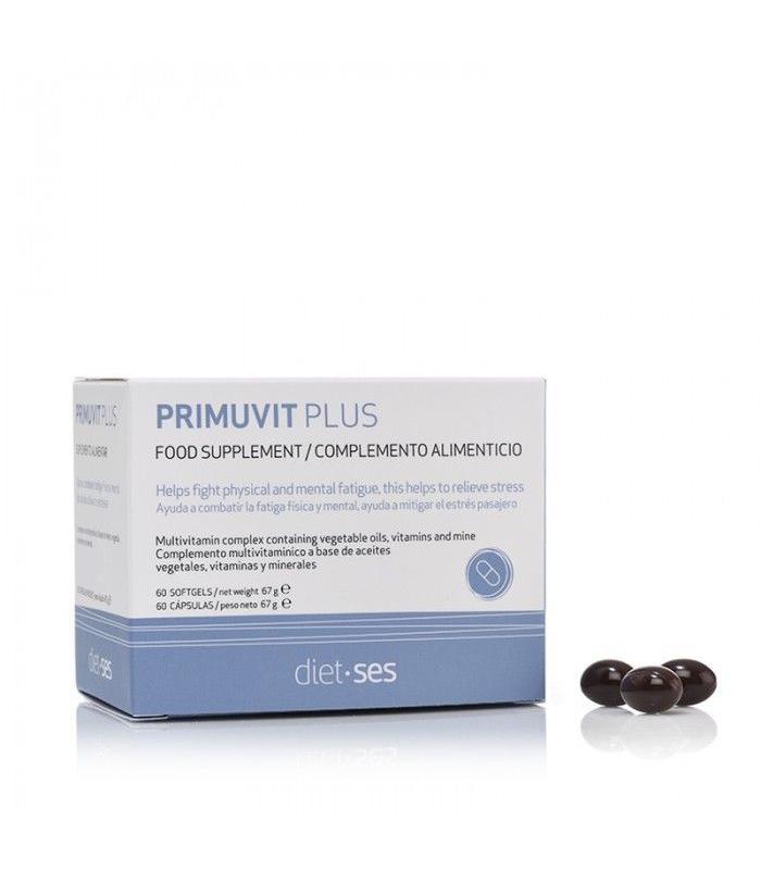 COMPLEMENTOS ALIMENTICIOS - Sesderma Primuvit Plus 60 Capsulas -