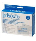 Dr. Browns Bolsas Esterilización a Vapor para Microondas 5 Unidades