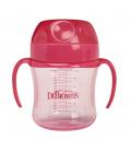 Accesorios de Bebé - Dr. Browns Mi 1er vaso con pajita +6 meses 270 ML -
