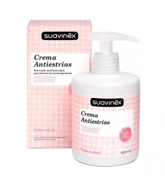 ANTIESTRÍAS - CREMA ANTIESTRIAS SUAVINEX 400 ML -