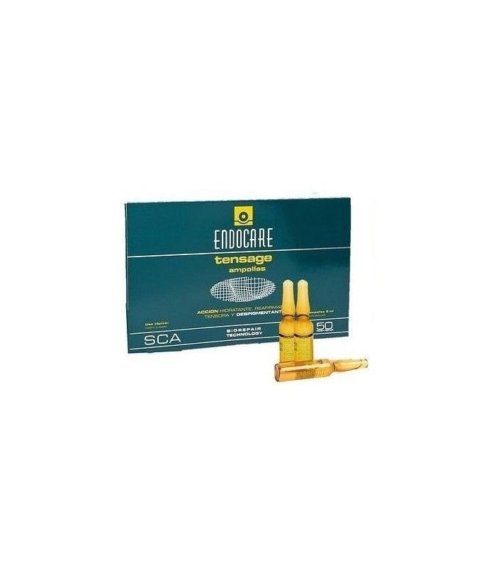 HIDRATANTES - Endocare Tensage 20 Ampollas X 2 ml -