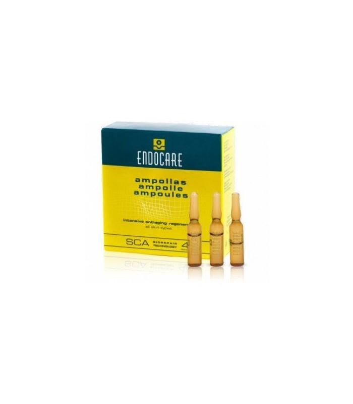 ANTIARRUGAS - Endocare Flashrepar 7 Ampollas X 1 ml -