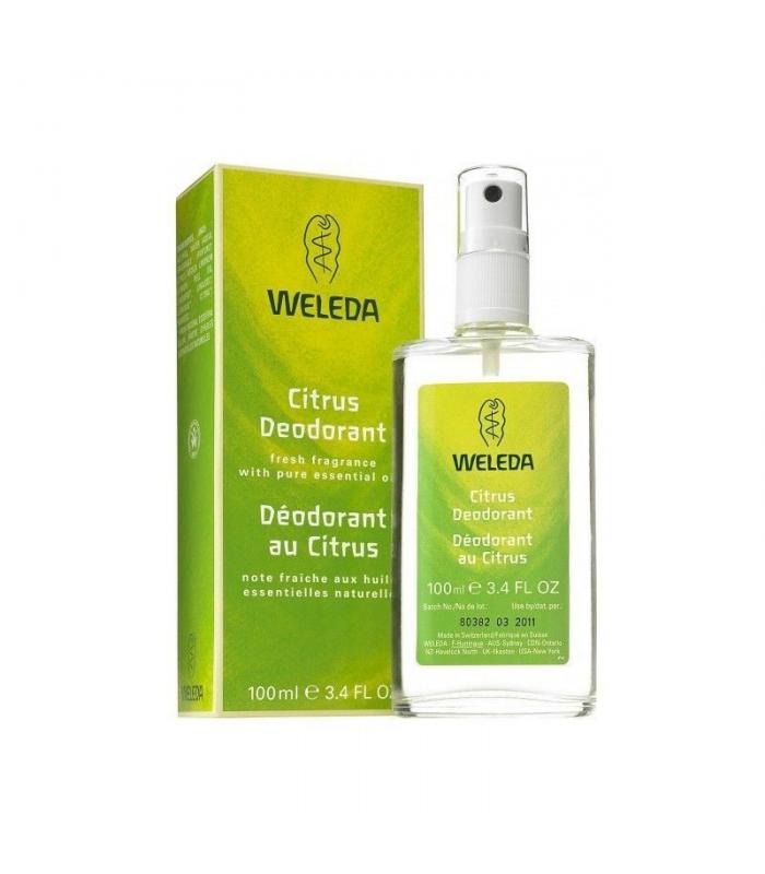 DESODORANTES - Weleda Desodorante de Citrus 100ml -