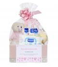 Canastillas de Bebé - Canastilla bebé Junior en rosa -