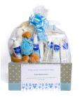 Canastillas de Bebé - Canastilla bebé Supreme en azul -