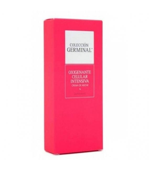 ANTIARRUGAS - Germinal Colección Crema Oxigenante De Noche 50 ML -