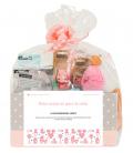 Canastillas de Bebe - Canastilla Baby Shower para Bebé y Mamá (Rosa)