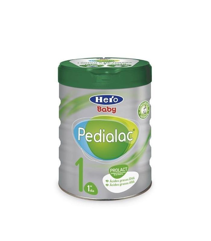 ALIMENTACIÓN - Hero Pedialac Baby 1 Inicio 800 GR -