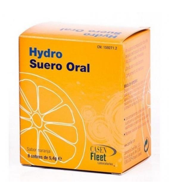 SUPLEMENTOS ALIMENTICIOS DE FARMACIA - Hydro Suero Oral 8 sobres -