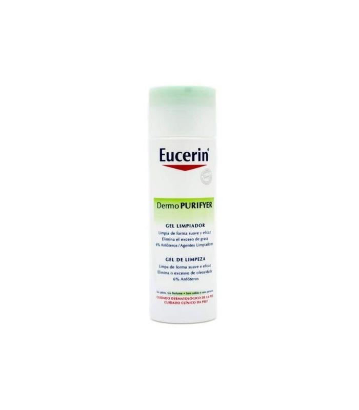 Eucerin Dermo Purifyer Gel Limpiador 400 ml