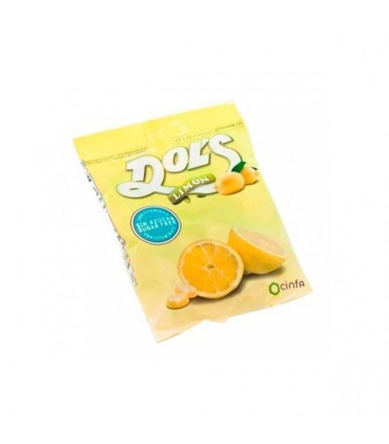 PRODUCTOS DE HERBOLARIO ONLINE - Dols Caramelos Limón Bolsa 60g Sin Azucar -